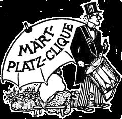 Märtplatz-Clique Basel 1923